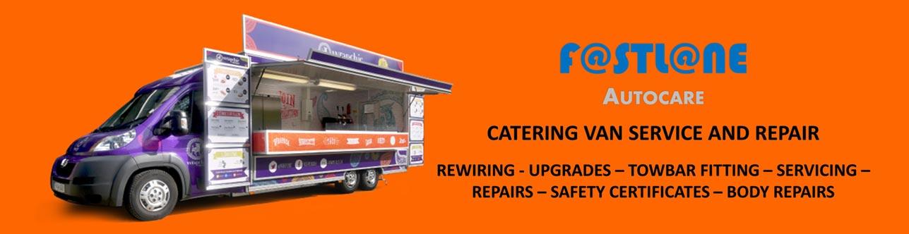 Catering Van Repair : Mobile Catering Van & Trailer Repair