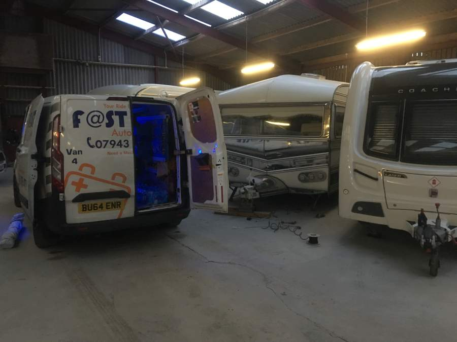 Local Mobile Caravan Repairs In Chester