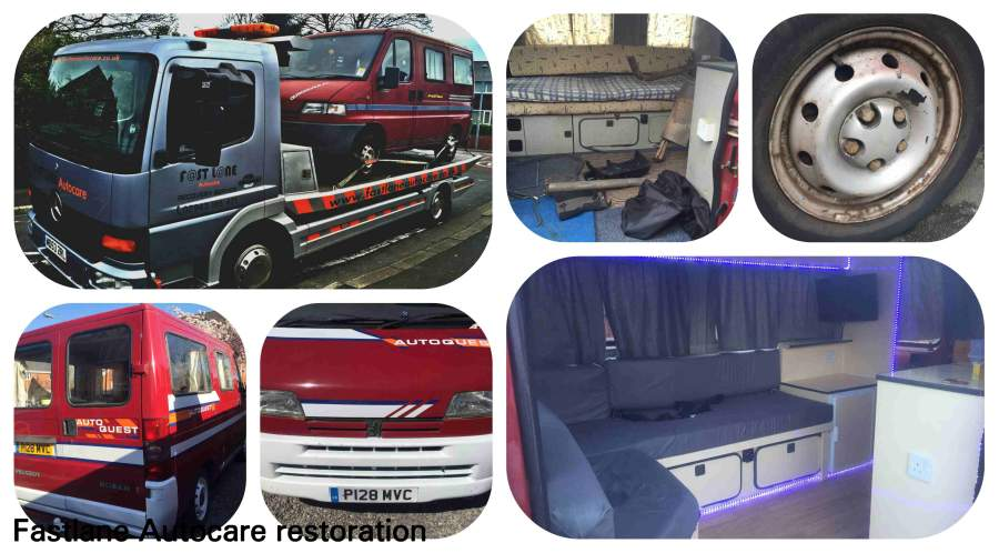 Camper Restorations In The North West