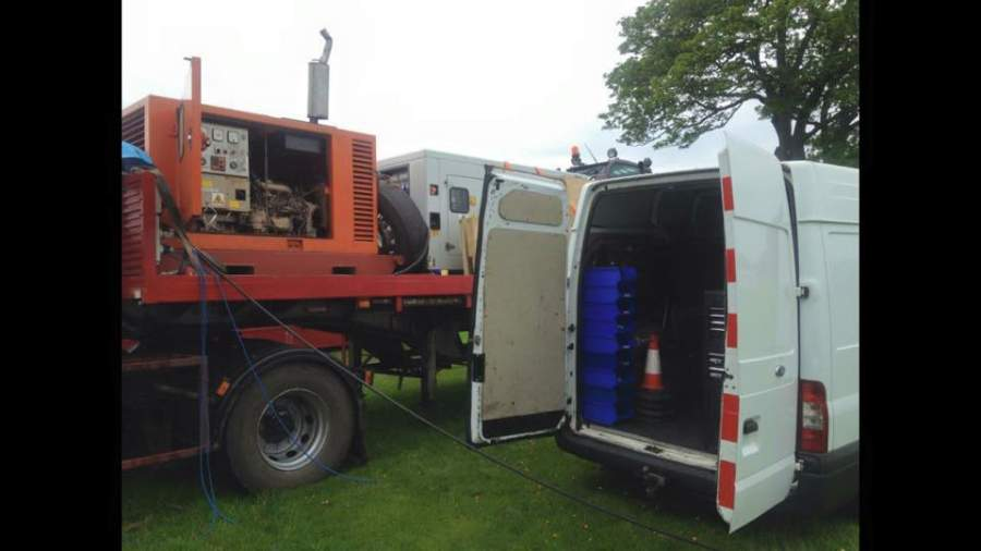 Site Generator Mechanics North West