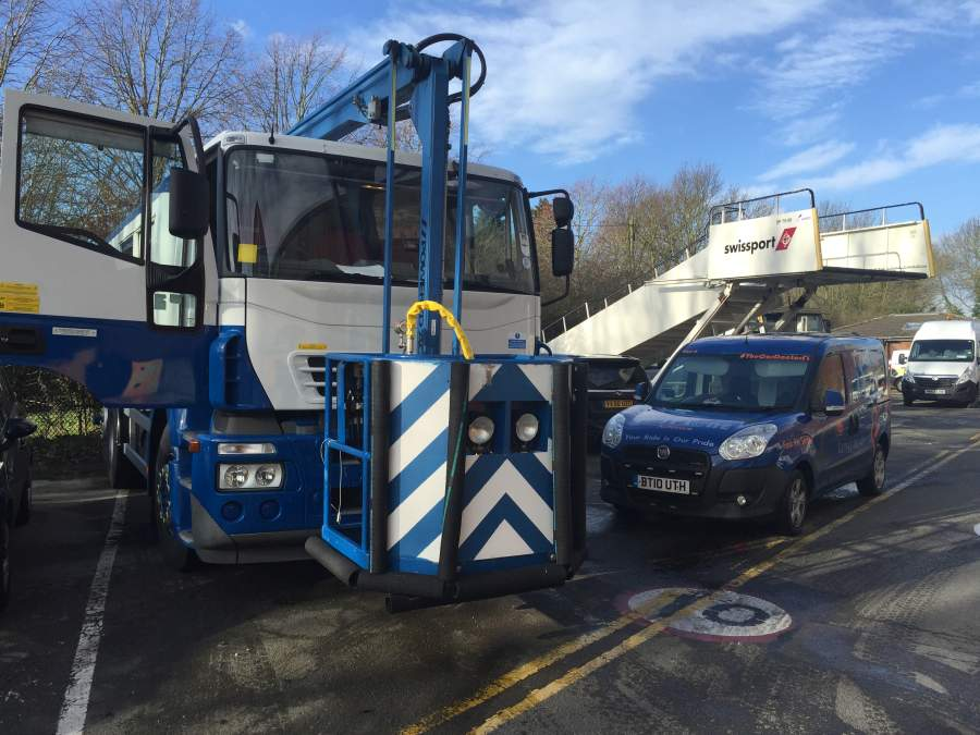 Hiab & Crane Repairs In Trafford