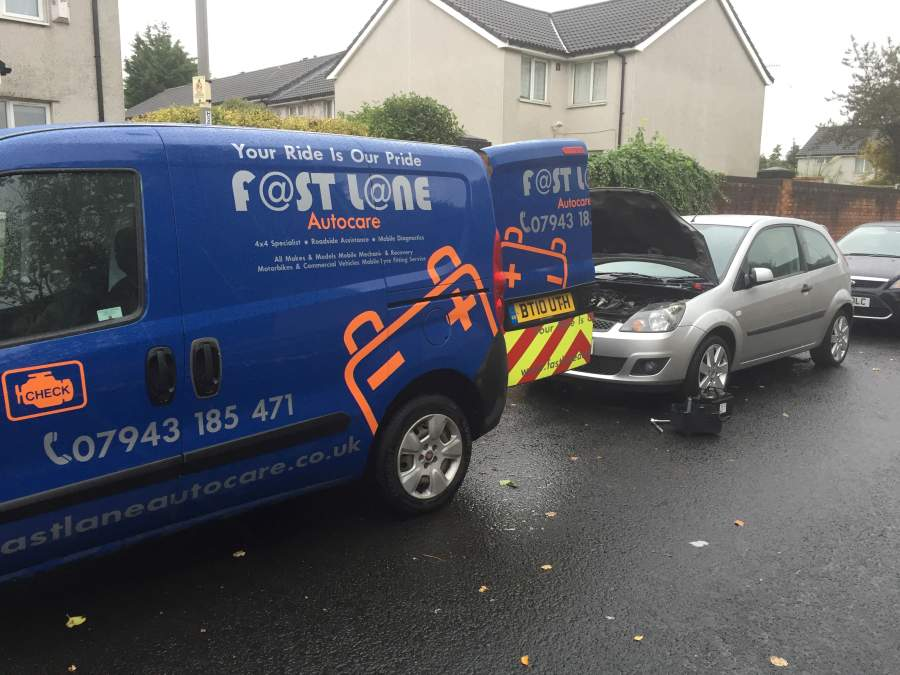 Mobile Ford Repair In Moston
