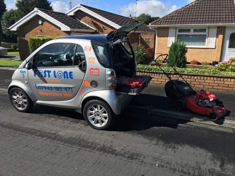 Lawnmower Repairs North West