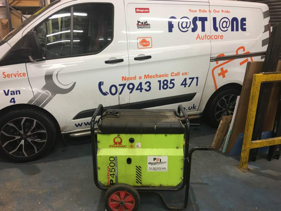 Generator Service North West