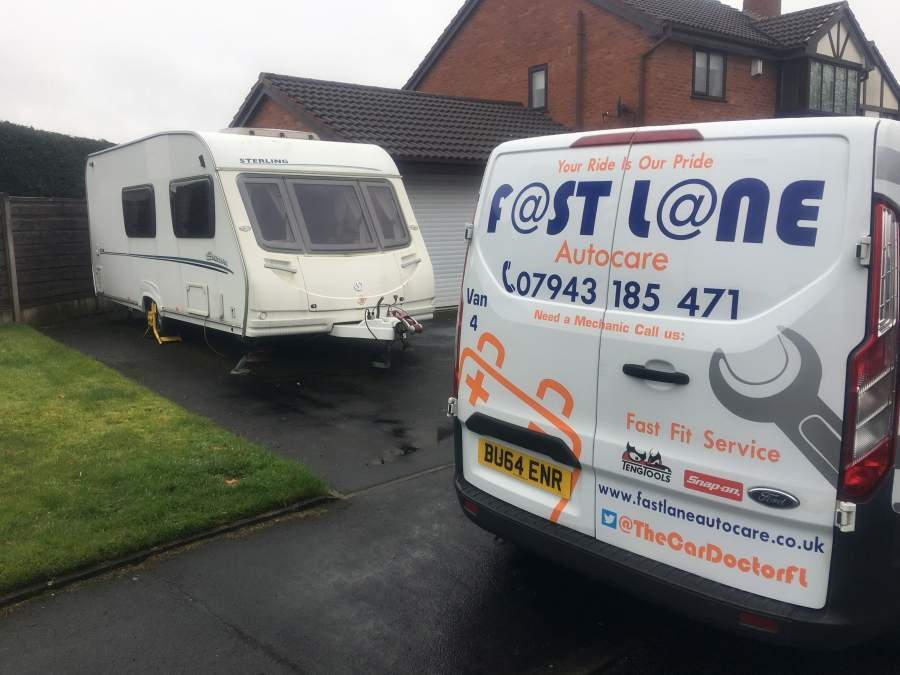 Mobile Caravan Repairs In Abergele