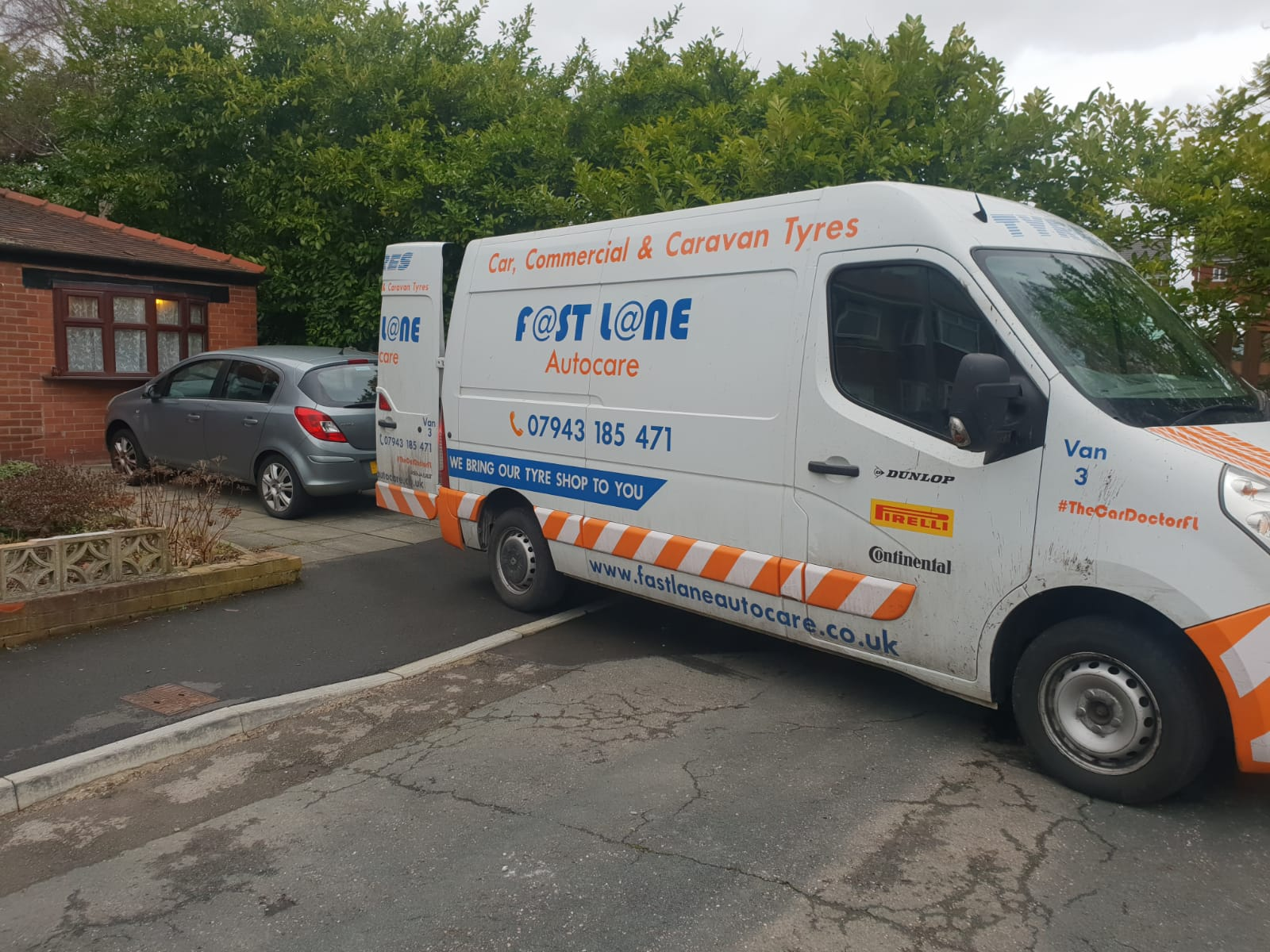 24 Hour Mobile Tyre Fitting Runcorn