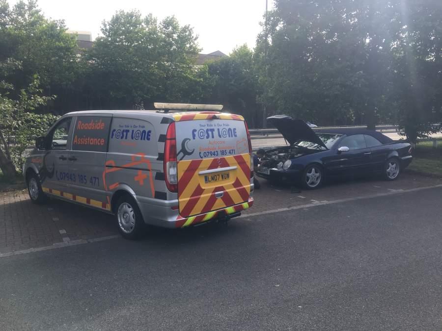 Roadside Assistance In St Helenst