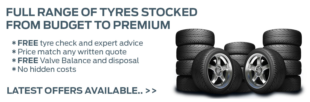 Car Tyres In Warrington