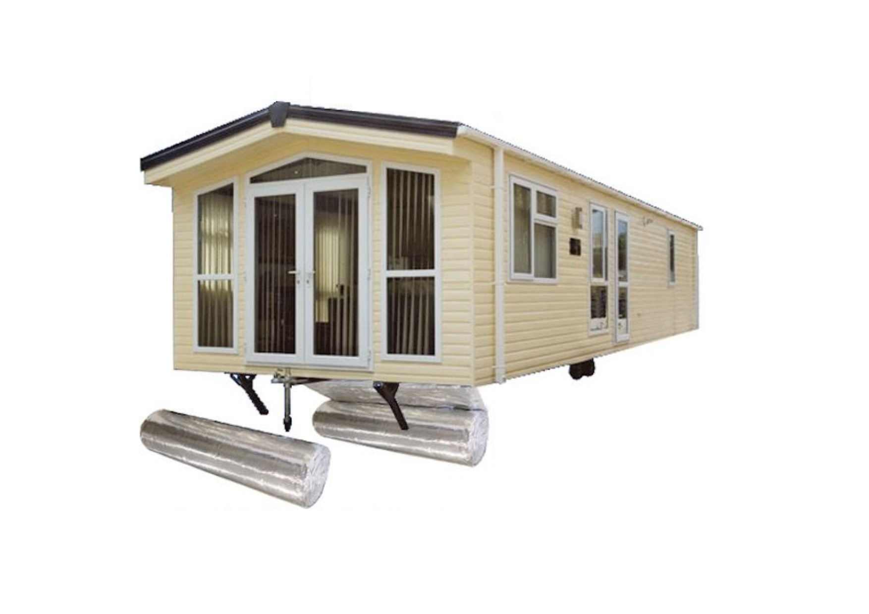 Static Caravan Underfloor Insulation