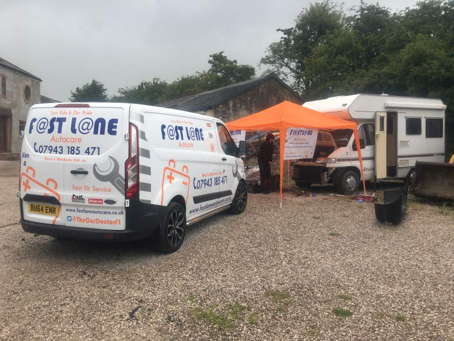 Camper Repairs In The North West